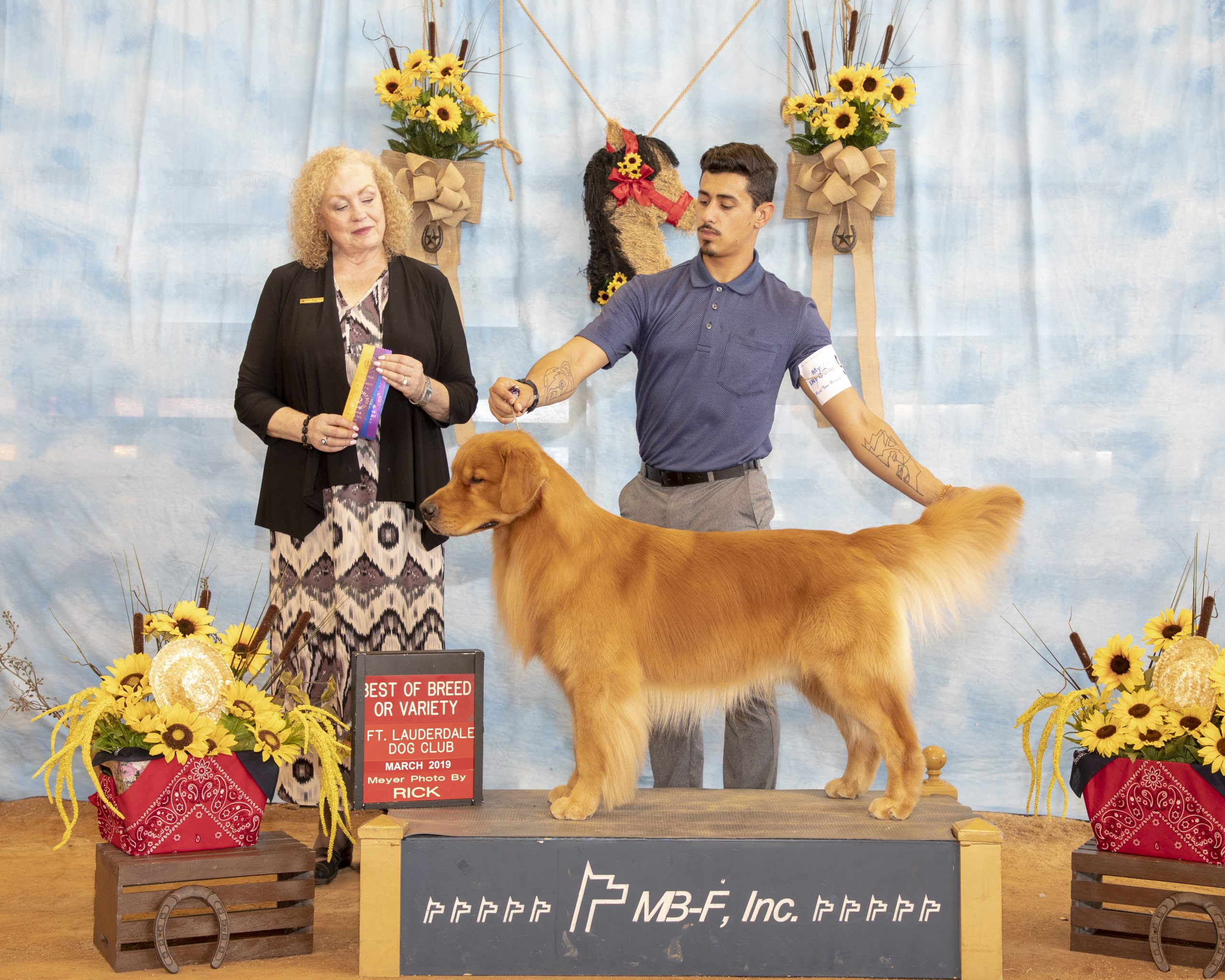 Best of Breed Davie 2018